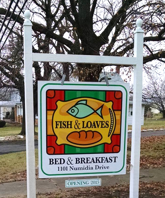 Fish & Loaves Bed & Breakfast